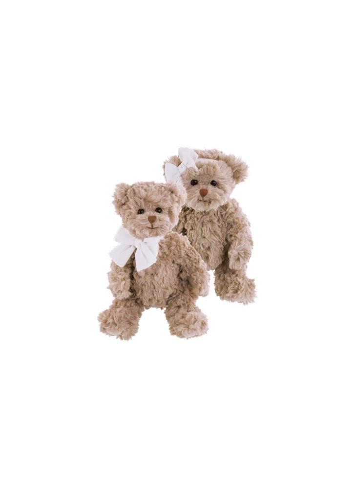 Le Petit Ethan ou La Douce Romy ours Peluches Bukowski